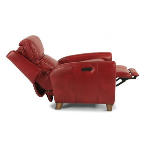 Dion Power High-Leg Recliner with Power Headrest