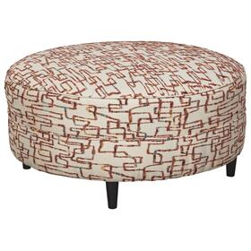 See Details - Amici Oversized Accent Ottoman