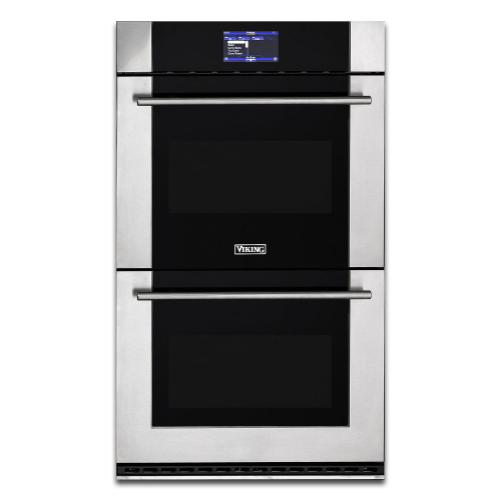"30"" Double Thermal-Convection Oven - MVDOE630SS Virtuoso 6 Series"