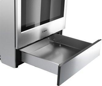 800 Series Dual Fuel Slide-in Range Stainless steel HDI8056C