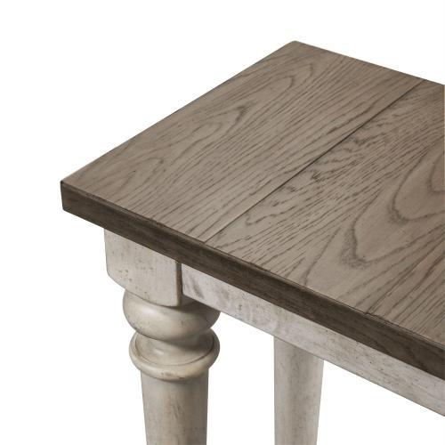 Rustic Sofa Table