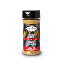 Louisiana Grills Spices & Rubs - 5 oz Bourbon Molasses