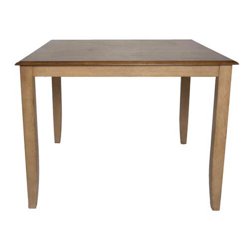 """Square Gathering Pub Table (48"""")"""