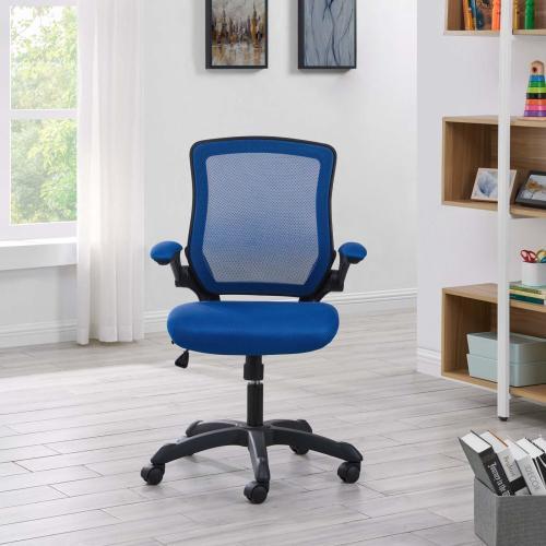 Veer Mesh Office Chair in Blue