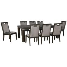 Product Image - Dining Table and 8 Chairs