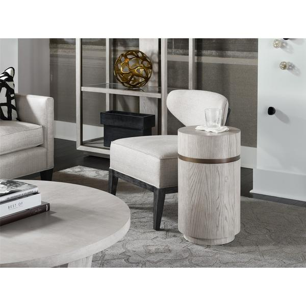 See Details - Small Round End Table