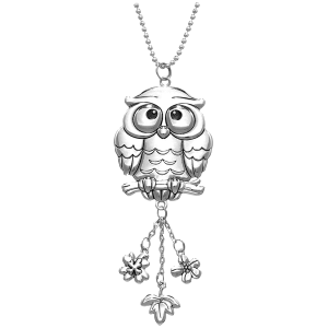 Car Charm - Owl