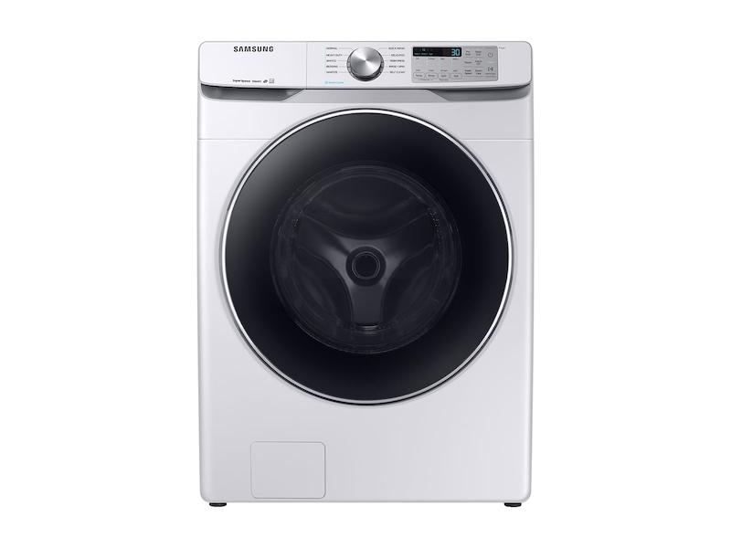 Samsung4.5 Cu. Ft. Front Load Washer With Super Speed In White