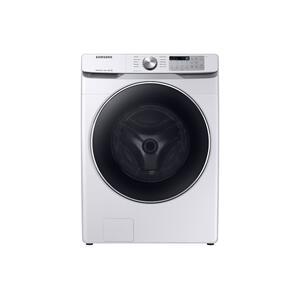 Samsung Appliances  4.5 cu. ft. Front Load Washer with Super Speed in White