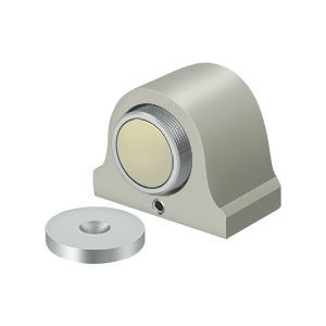 Magnetic Dome Stop - Brushed Nickel