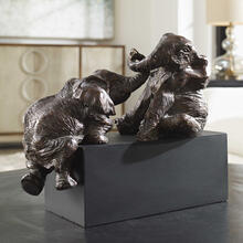 See Details - Playful Pachyderms Figurine