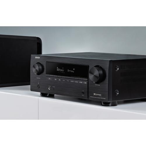 (2020 Model) 9.2ch 8K AV Receiver with 3D Audio, Voice Control and HEOS® Built-in