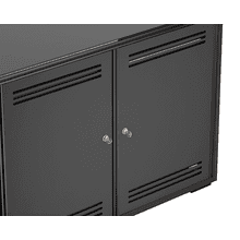 See Details - Locking Rear Panels