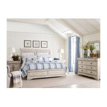 See Details - Carlisle Panel Queen Bed - Complete