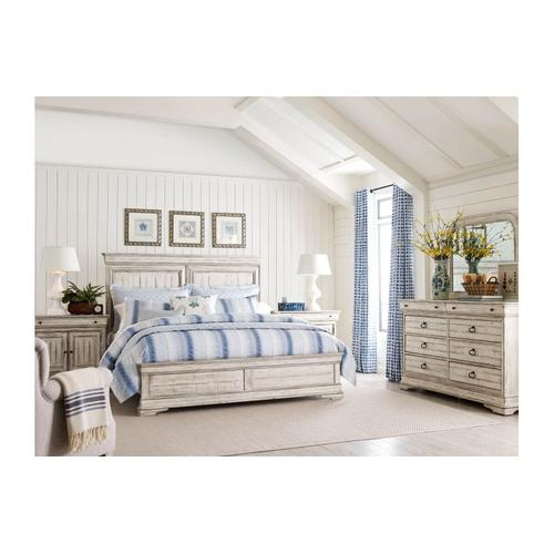 Gallery - Carlisle Panel King Bed - Complete