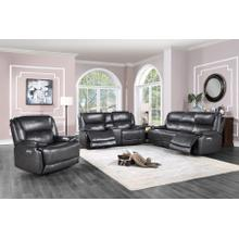 See Details - Ennis Triple Power Reclining Sofa, Console Loveseat & Recliner, MAP4830