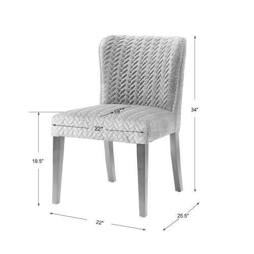 Miri Accent Chair, 2 Per Box
