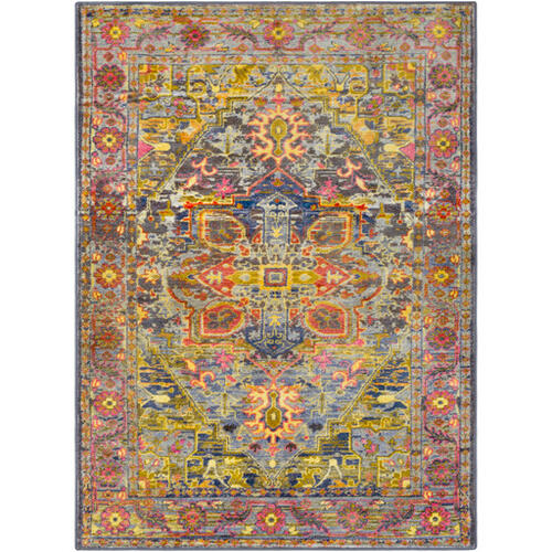 "Silk Road SKR-2305 2'7"" x 7'3"""