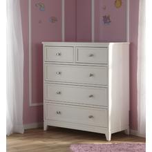 See Details - Treviso 5 Drawer Dresser