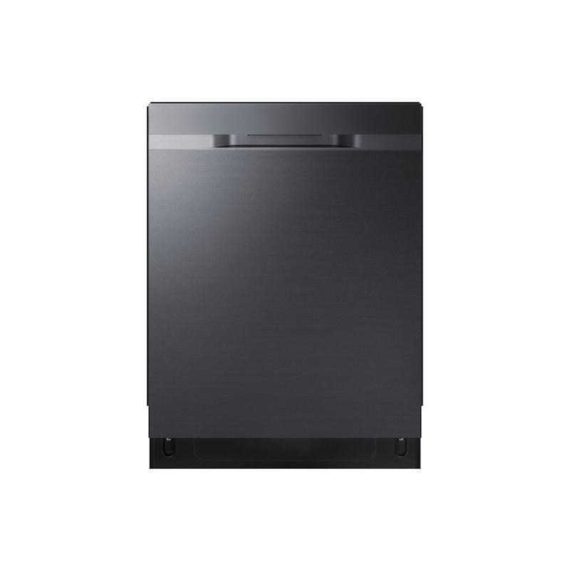StormWash™ 48 dBA Dishwasher in Black Stainless Steel