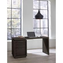 See Details - Oxford Single-Pedestal Desk