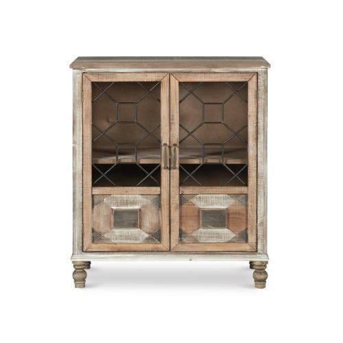 2-door and Single Fixed Shelf Inside Cabinet, Multi