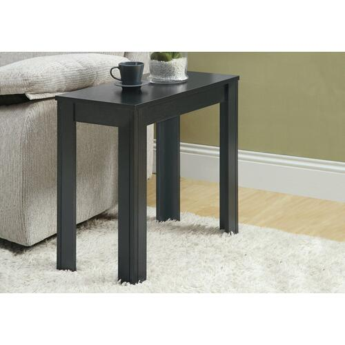 Gallery - ACCENT TABLE - BLACK OAK