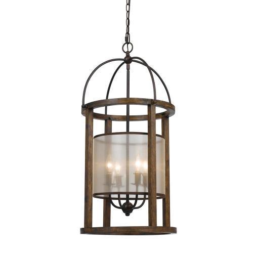 60W X 4 Lantern Chandelier