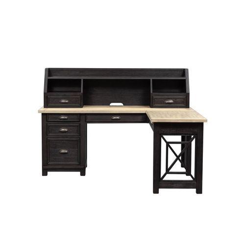 Gallery - L Shaped Desk