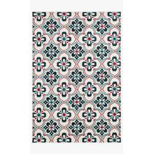 View Product - Hcf09 Navy / Multi Rug