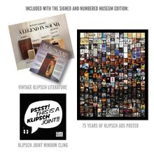 """See Details - Klipsch """"75 Years  A Pictorial History"""" - Museum Edition Package"""