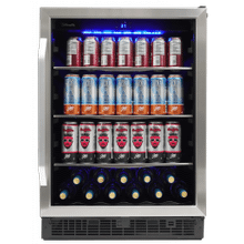 "Riccotta 24"" Single Zone Beverage Center"