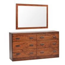 See Details - Crossan Dresser- Mirror
