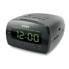 Digital AM/FM Dual Alarm Clock Radio