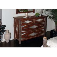 291 Birch Bark Dresser