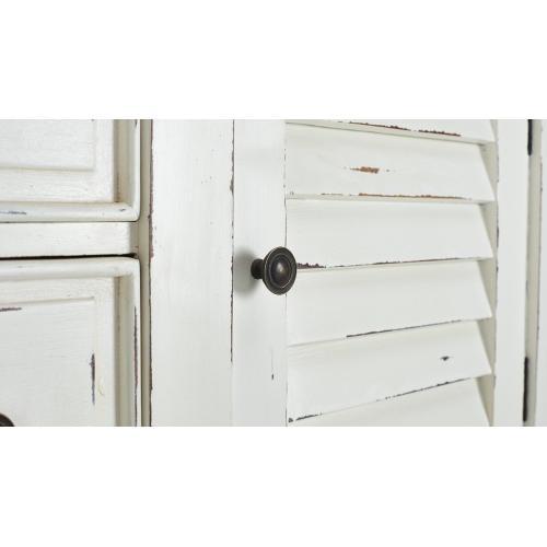 Orleans Sideboard 2 Door 2 Drawer