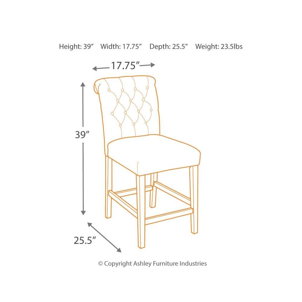 Product Image - 2-piece Bar Stool