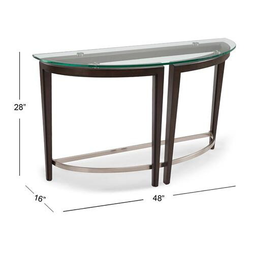 Demi Sofa Table
