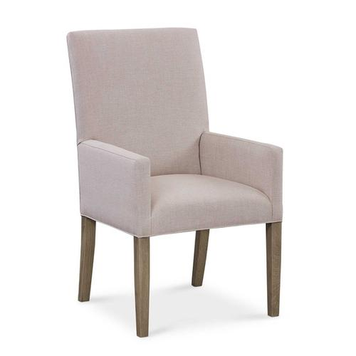 Gallery - Abbot Oak Track Arm Chair