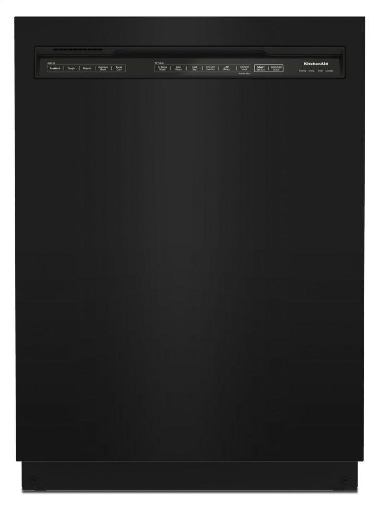 KitchenAid39 Dba Dishwasher With Third Level Utensil Rack - Black