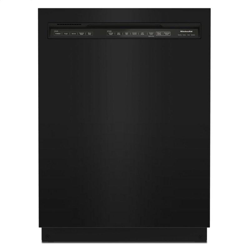 39 dBA Dishwasher with Third Level Utensil Rack - Black
