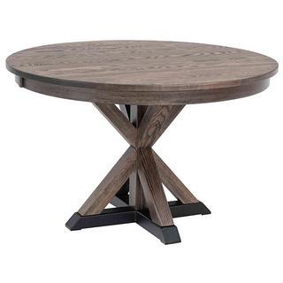 See Details - Zurich Single Pedestal Table