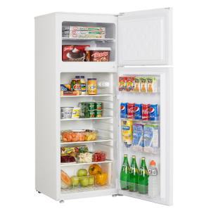 Danby 7.3CF White Apartment Size Refrigerator