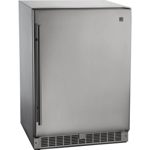 Napoleon GrillsOutdoor Rated Stainless Steel Fridge , Stainless Steel , Electric