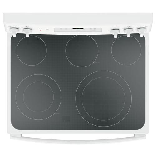 """Gallery - GE® 30"""" Free-Standing Electric Convection Range"""