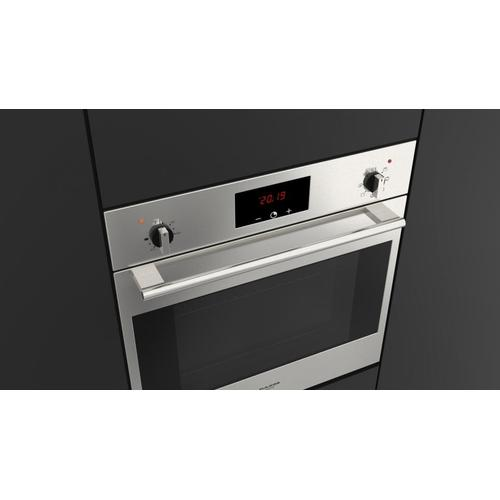"24"" Multifuction Easy-clean Oven - Stainless Steel"