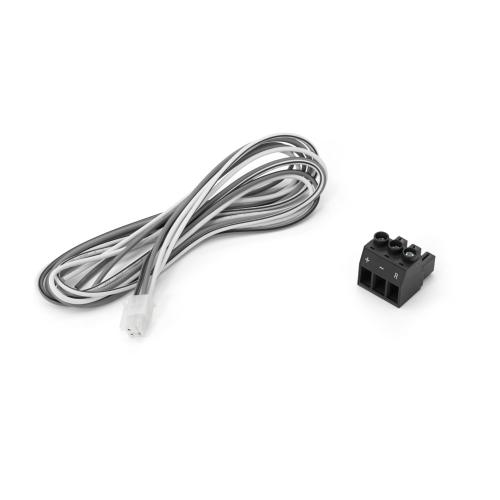 Replacement Speaker Input Wire Harness and Power Plug for MicroSub+ and PowerWedge+