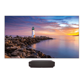"""120"""" Class - L5 Series - 4K UHD Hisense Android Smart Laser Cinema with HDR (2021)"""