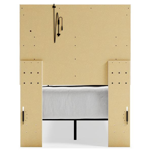 Altyra Twin Panel Bed