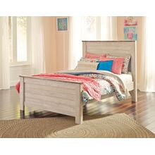 Willowton Full Panel Footboard